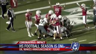 High School Football will return