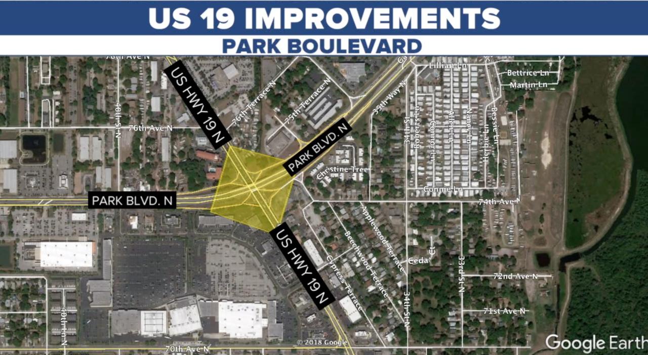 map us 19 and gandy park blvd interchange.png