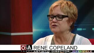 Out and About Today: Rene Copeland, Nashville Rep