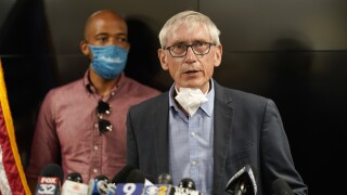 Gov. Evers declares public health emergency over college outbreaks, issues new face-coverings order
