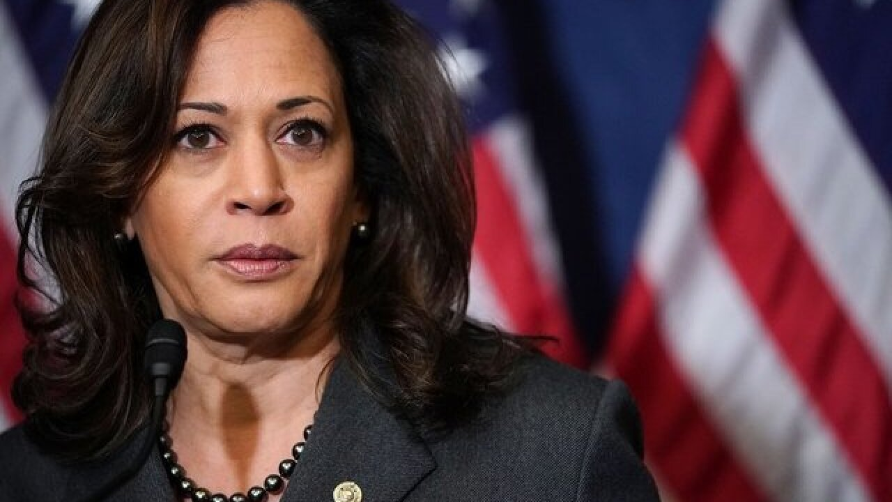 Suspicious packages mailed to Sen. Kamala Harris, billionaire Tom Steyer, reports say