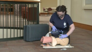 Student-run EMS programs prep for surge in COVID-19 cases on college campuses