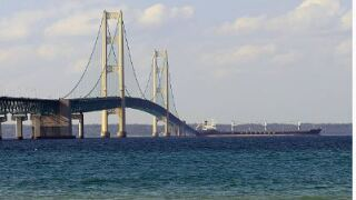Mackinac Bridge walkers will get new options, heavy traffic