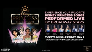 Disney Princess — The Concert