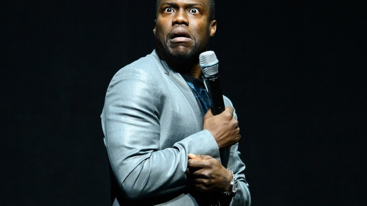 Kevin Hart performing in Indianapolis this May