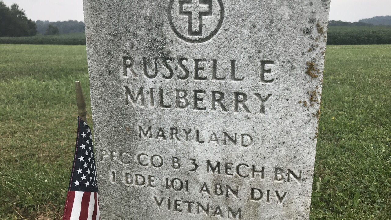 russell milberry