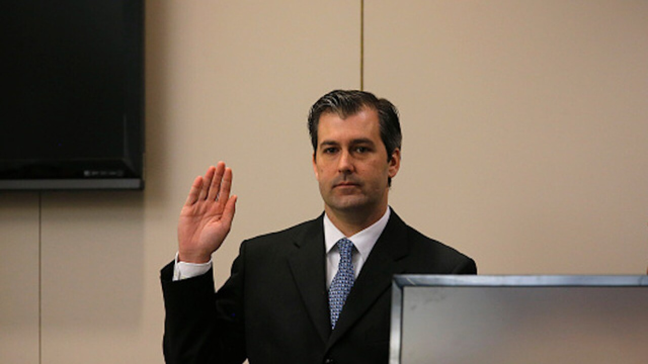 Jurors split in trial of officer who shot Walter Scott