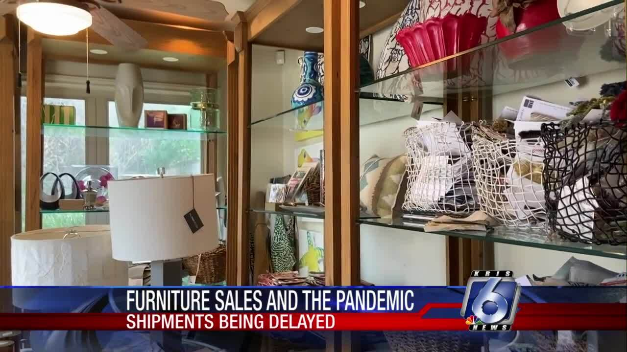 Sales of furniture, household items increasing during pandemic