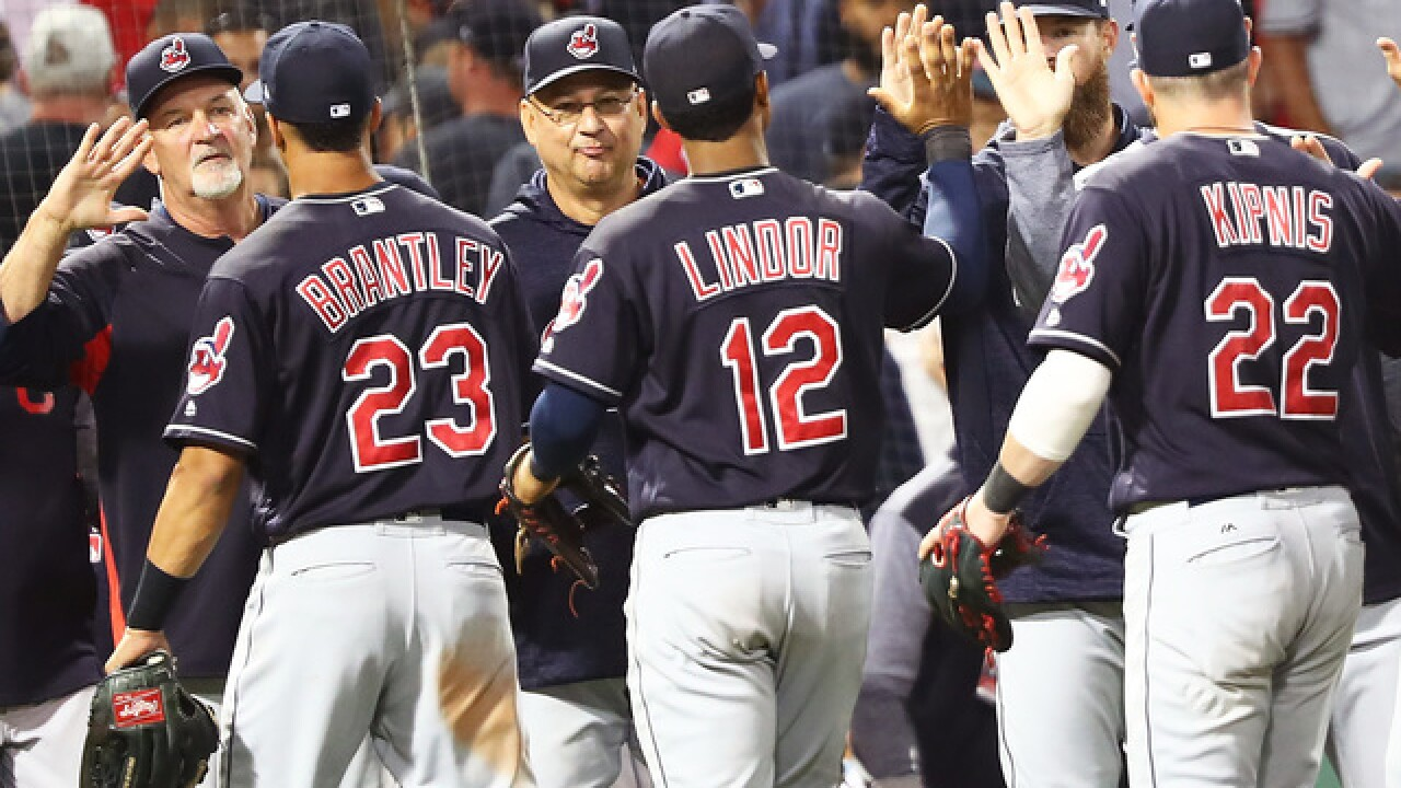 The Indians will face this team in the 2019 home opener