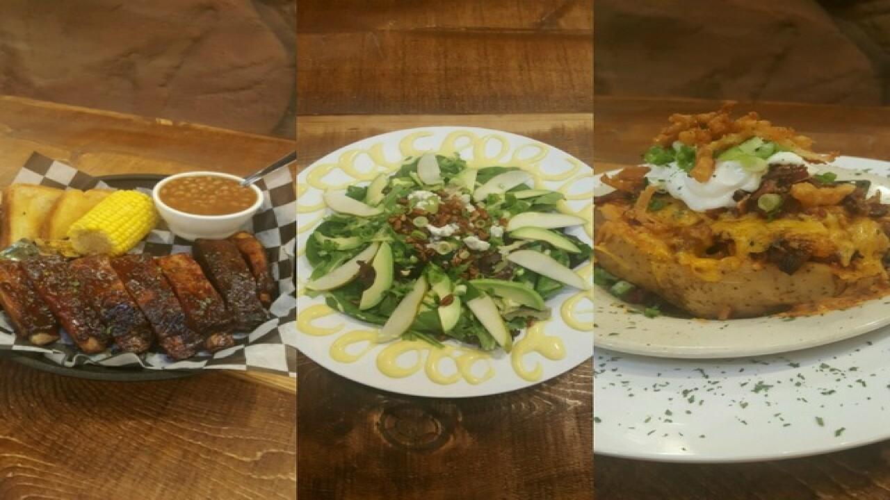 See inside: Themed restaurant opens at Bearizona