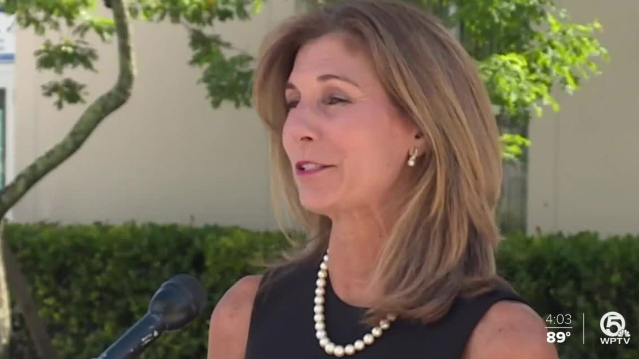 Wendy Sartory Link, Palm Beach County Supervisor of Elections