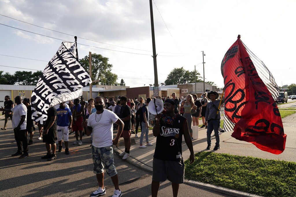 Police Shooting Wisconsin Black Outrage