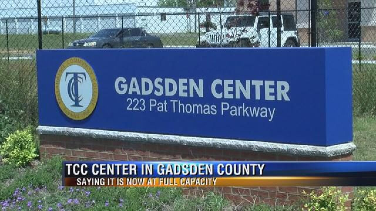 Tallahassee Community Center: Gadsden County Classes Are at Full Capacity