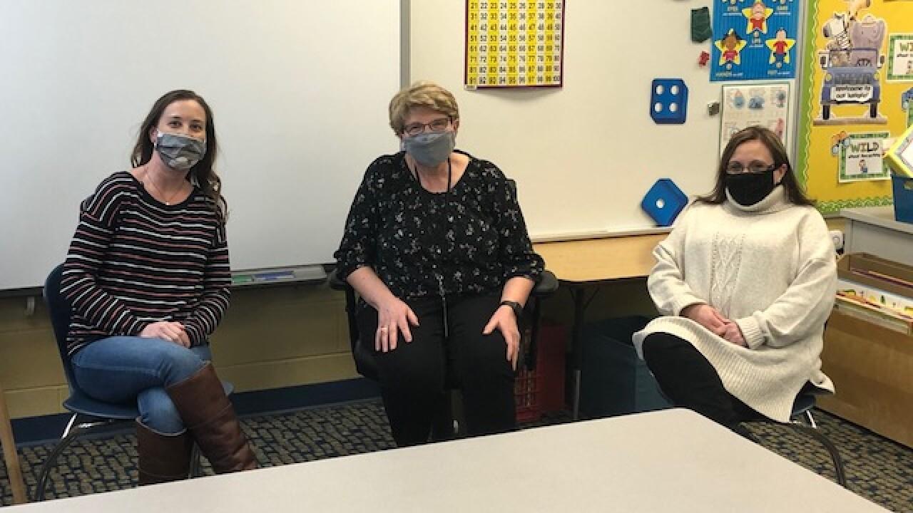Akron teachers
