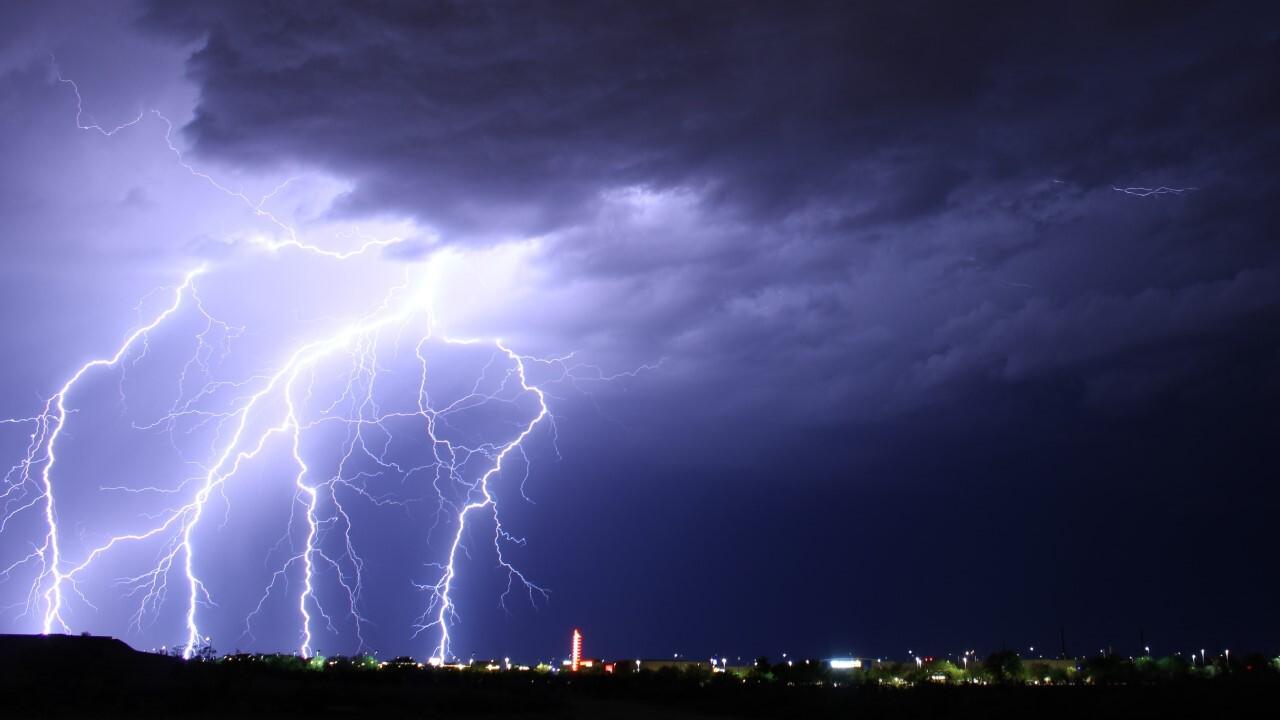 Monsoon lighting