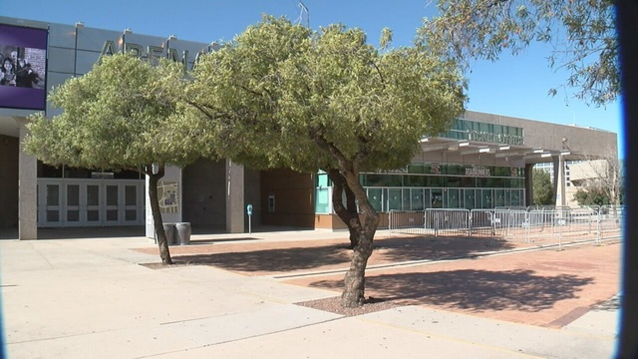 Improvement projects approved for the Tucson Convention Center