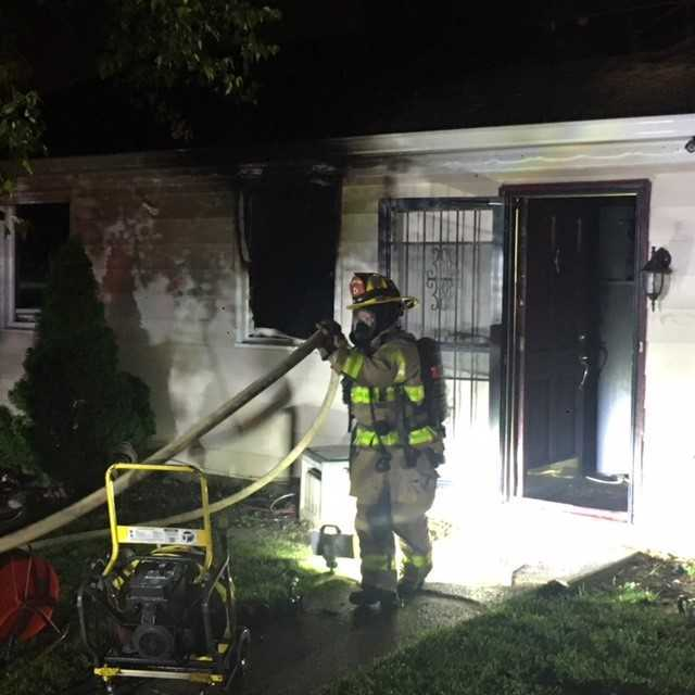 Photos: Smoke alarm saves Henrico family for second time