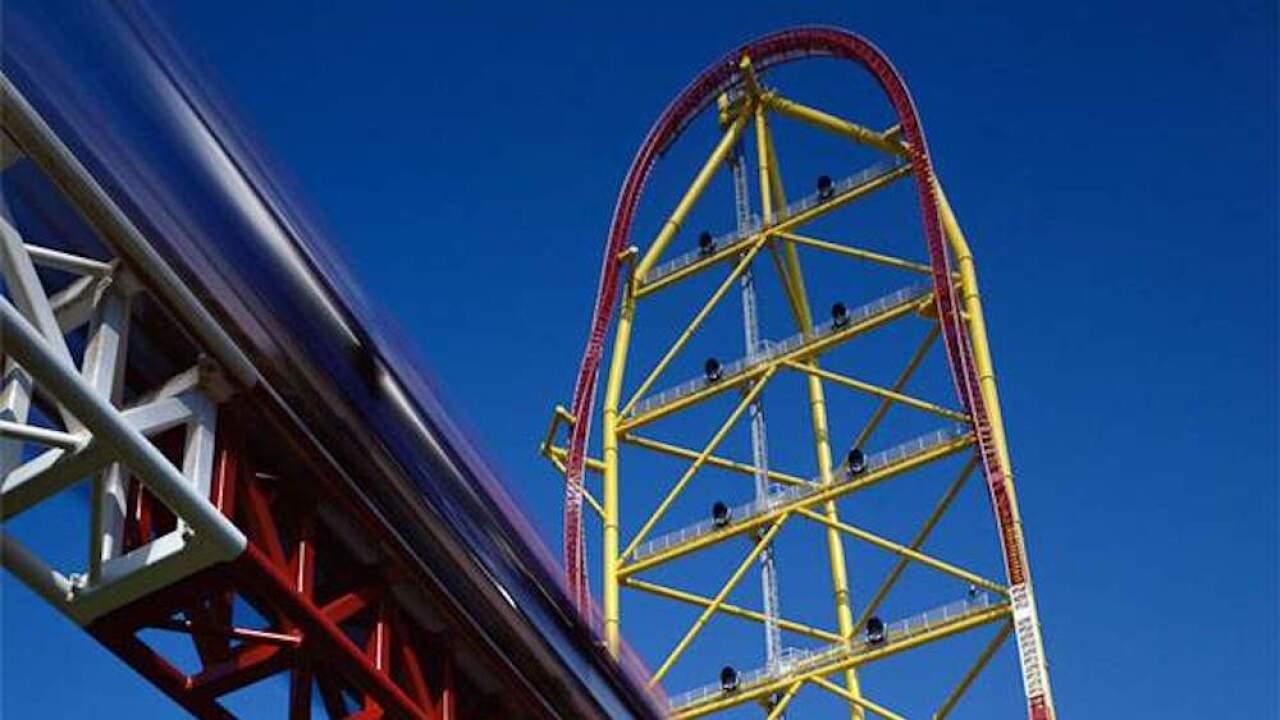 Top Thrill Dragster Cedar Point