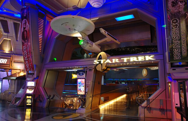 PHOTOS: 'Star Trek: The Experience' 20th Anniversary