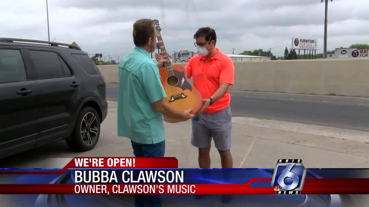 Clawson's Music
