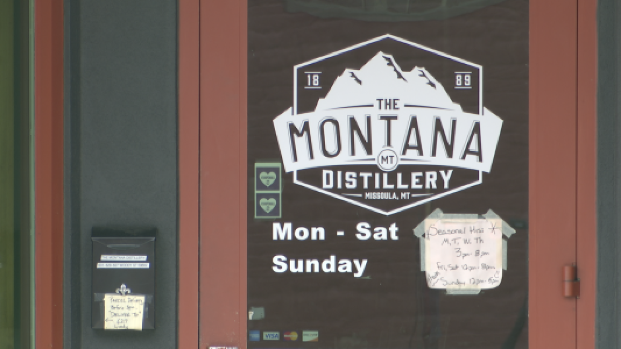 Montana Distillery leaves Missoula for a fresh start in the Bitterroot