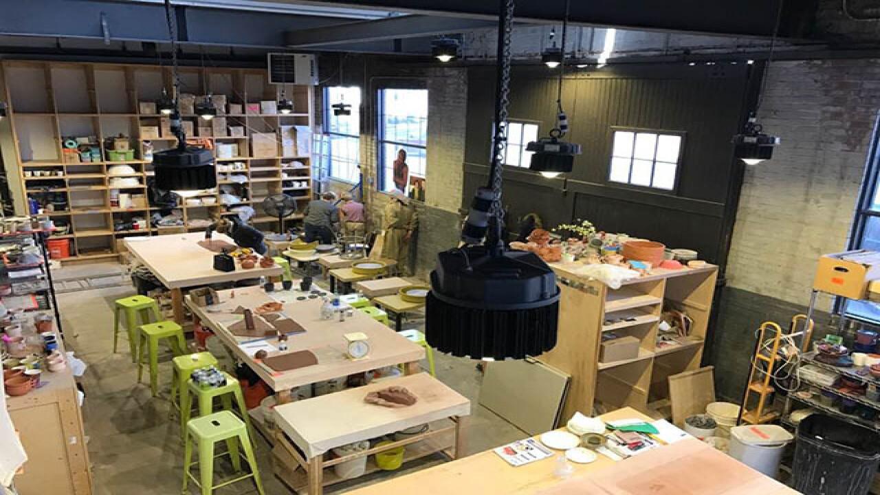 How art is helping rebuild a CLE neighborhood
