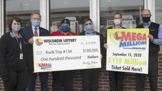Racine man wins $120 million Mega Millions jackpot