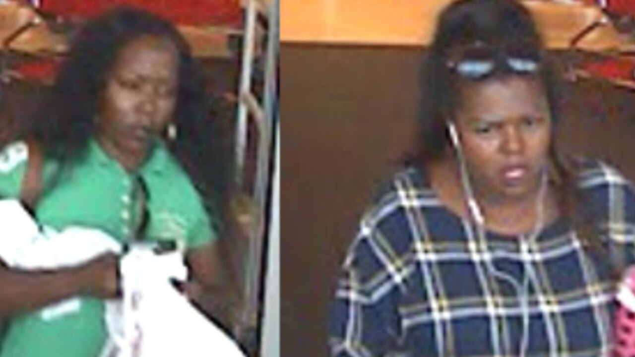 Women stole wallets from Mechanicsville grocery store shopping carts: police