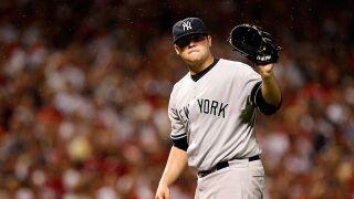 ALDS: New York Yankees v Cleveland Indians - Game 2