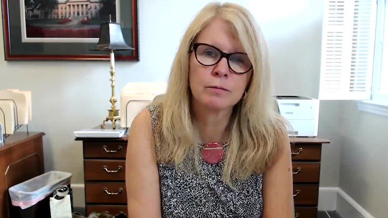 Florida Hospital Association President Mary Mayhew