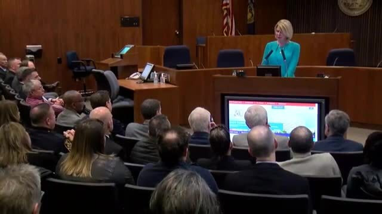 Mayor Stothert gives State of the City address