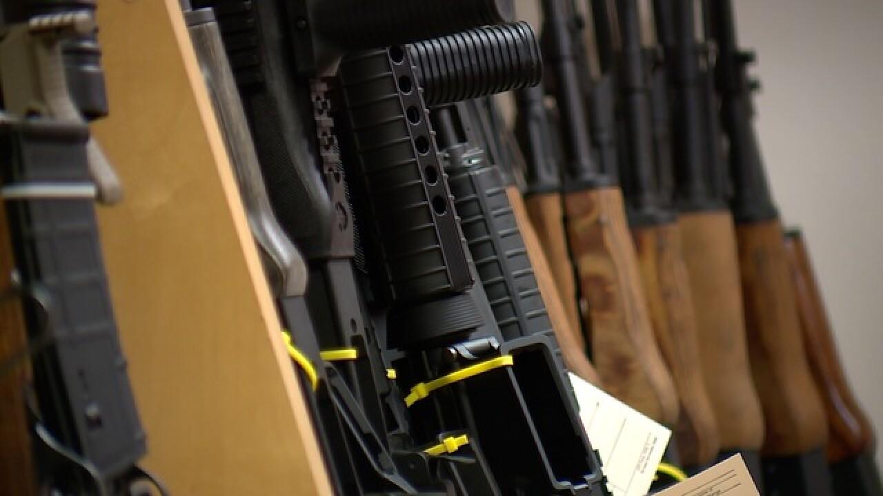 Are gun dealers to blame for stolen guns?