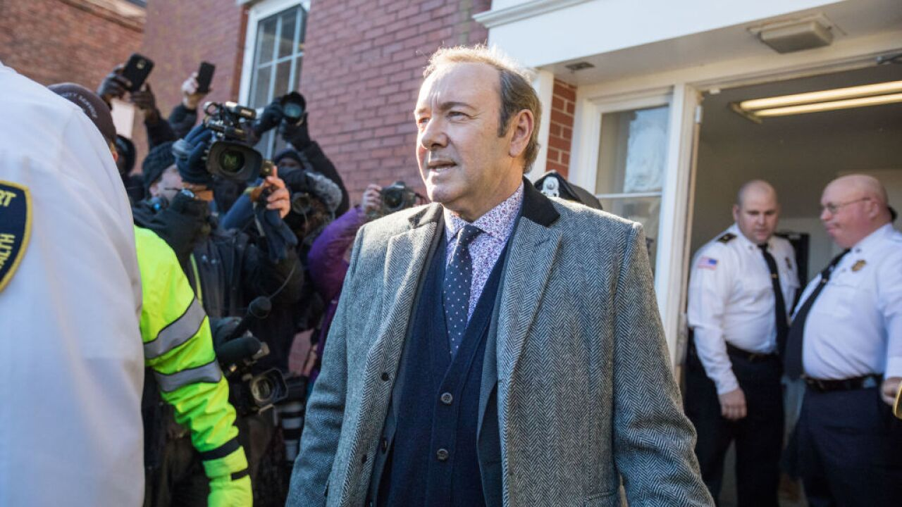 Pretrial hearing in Kevin Spacey's indecent assault case may bring actor and accuser face to face