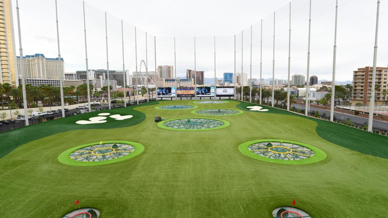 Topgolf Las Vegas opening May 19