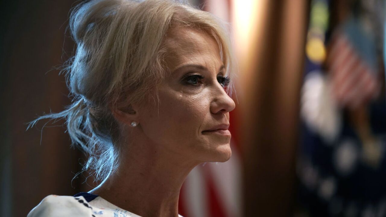 Kellyanne Conway stands to be held in contempt by House panel