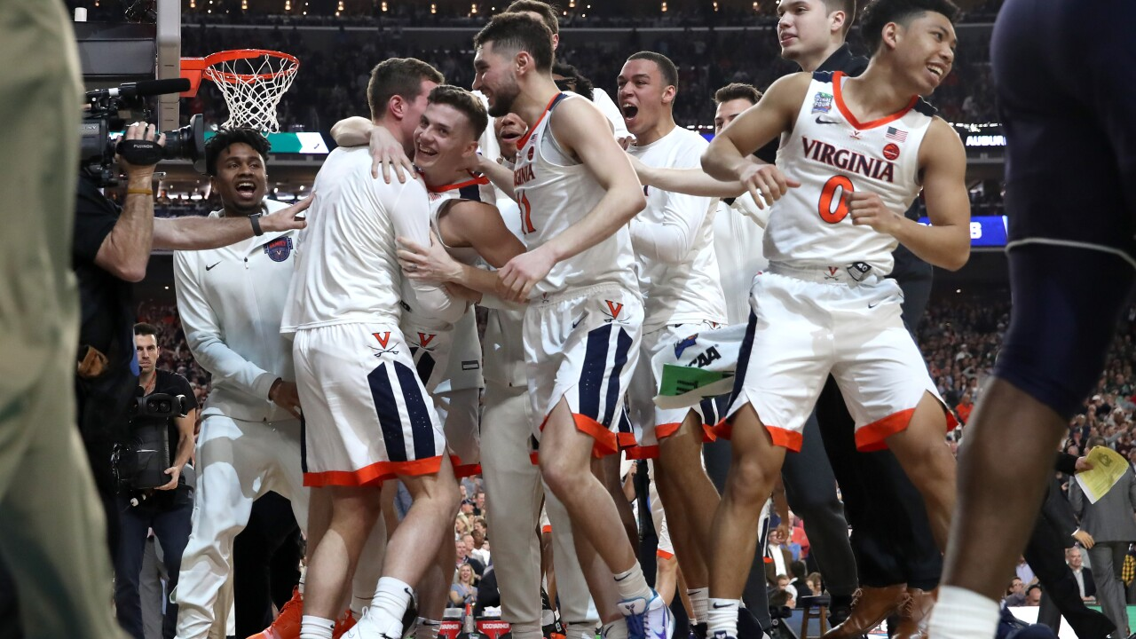 Cardiac Cavaliers: Kyle Guy's free throws send Virginia to first national title game