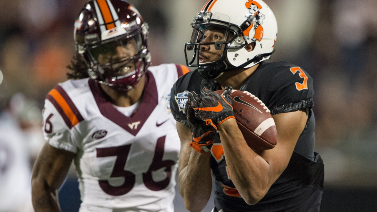 Turnovers cost Virginia Tech in Camping World Bowl loss to OklahomaState