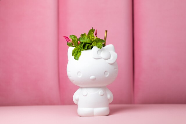 Hello Kitty is opening a larger cafe and cocktail lounge in California