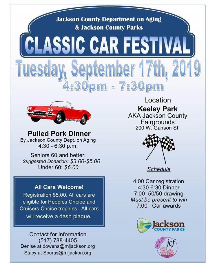 Car Festival Flyer