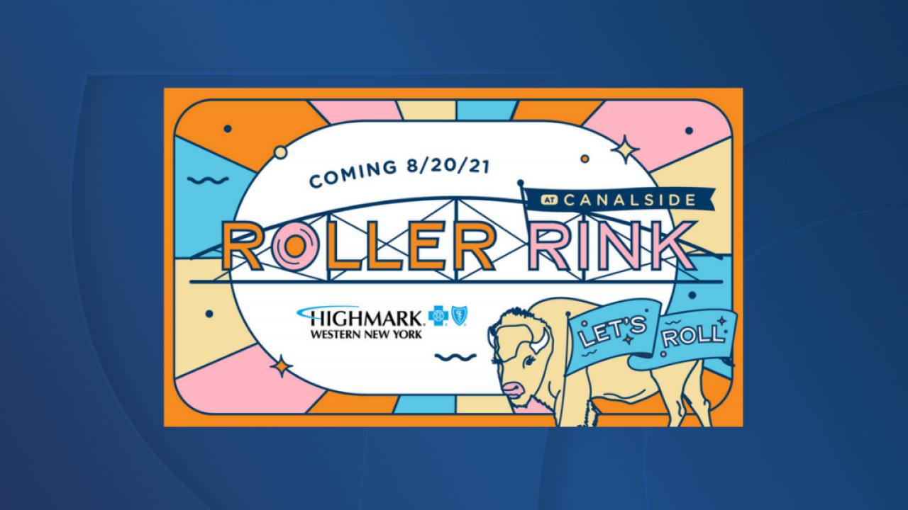 Canalside Roller Rink