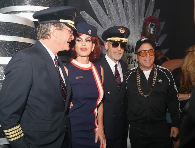 Photos: Celebrities in their Halloween 2018 costumes