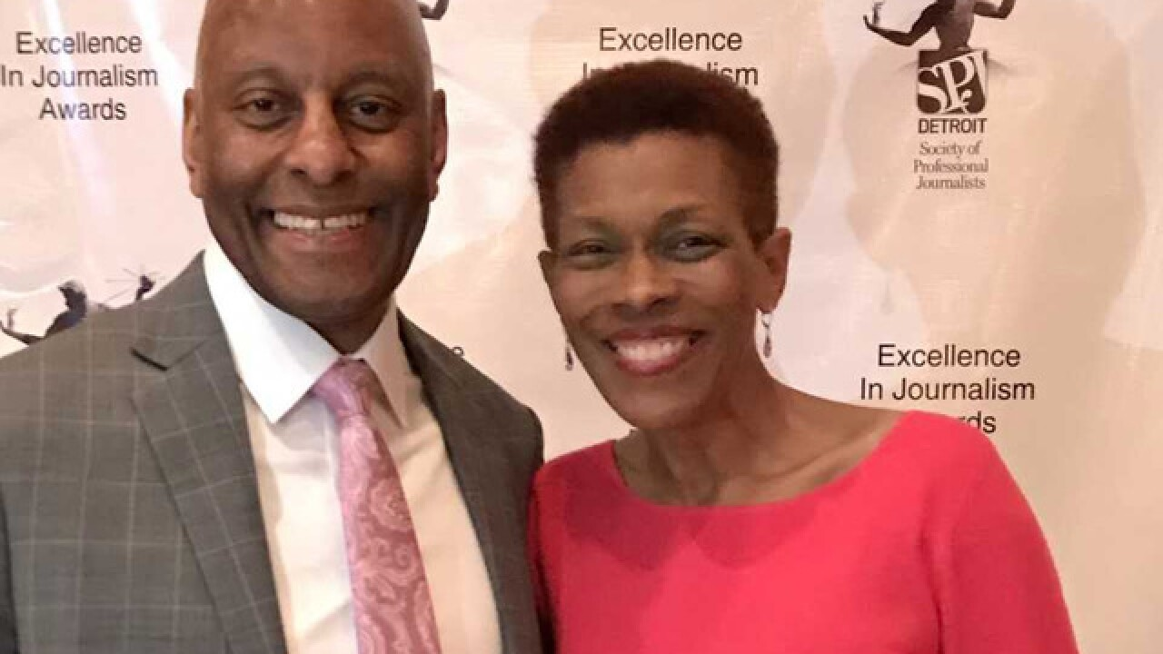SPJ Detroit recognizes Walter Middlebrook, Rochelle Riley with lifetime achievement awards
