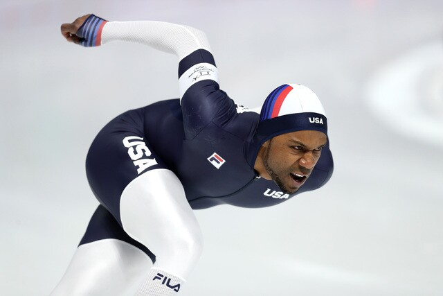 The faces of competition: The many looks of Winter Olympic athletes