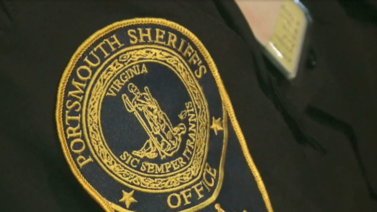 Portsmouth Sheriff's Office generic