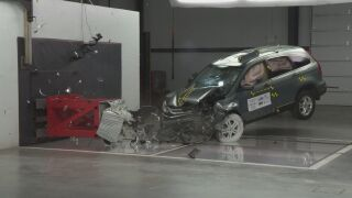 Crash testing and safety experts hope drivers slow down