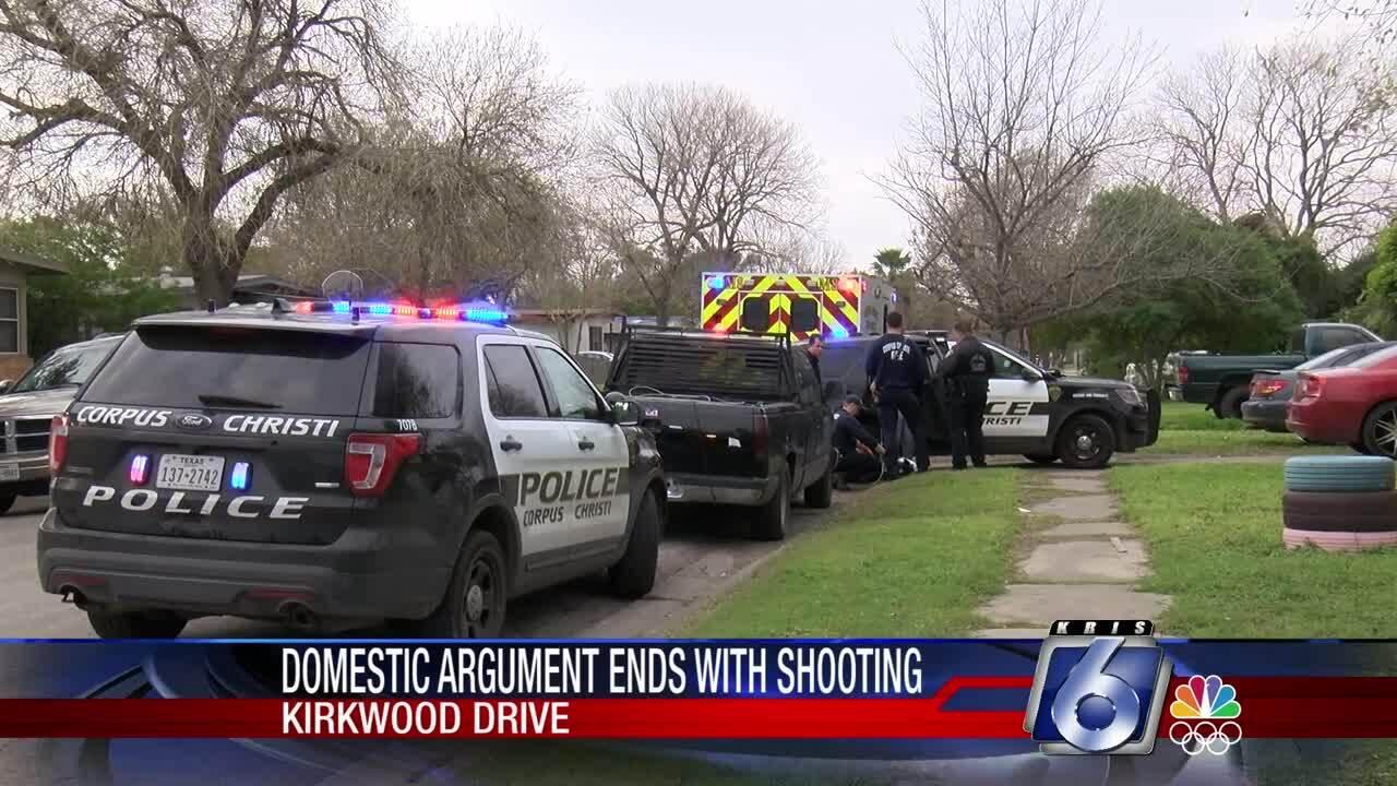 Domestic disturbance on Kirkwood