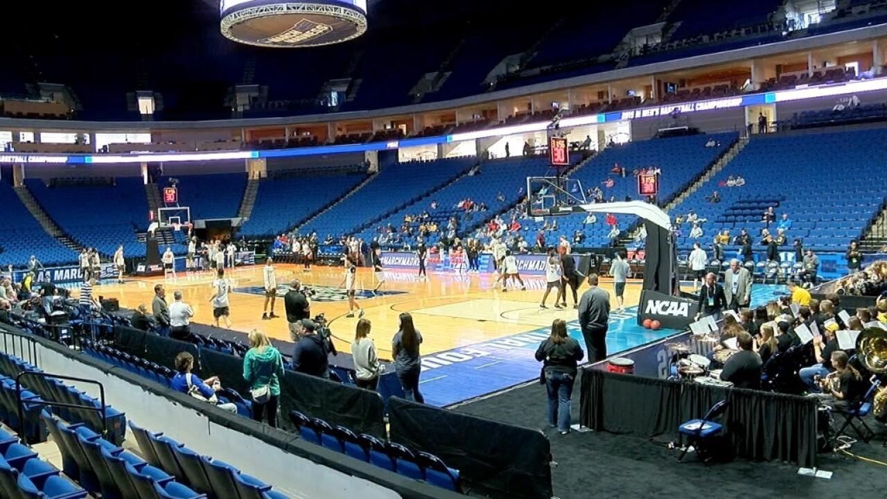 NKU in Tulsa at NCAA Tournament