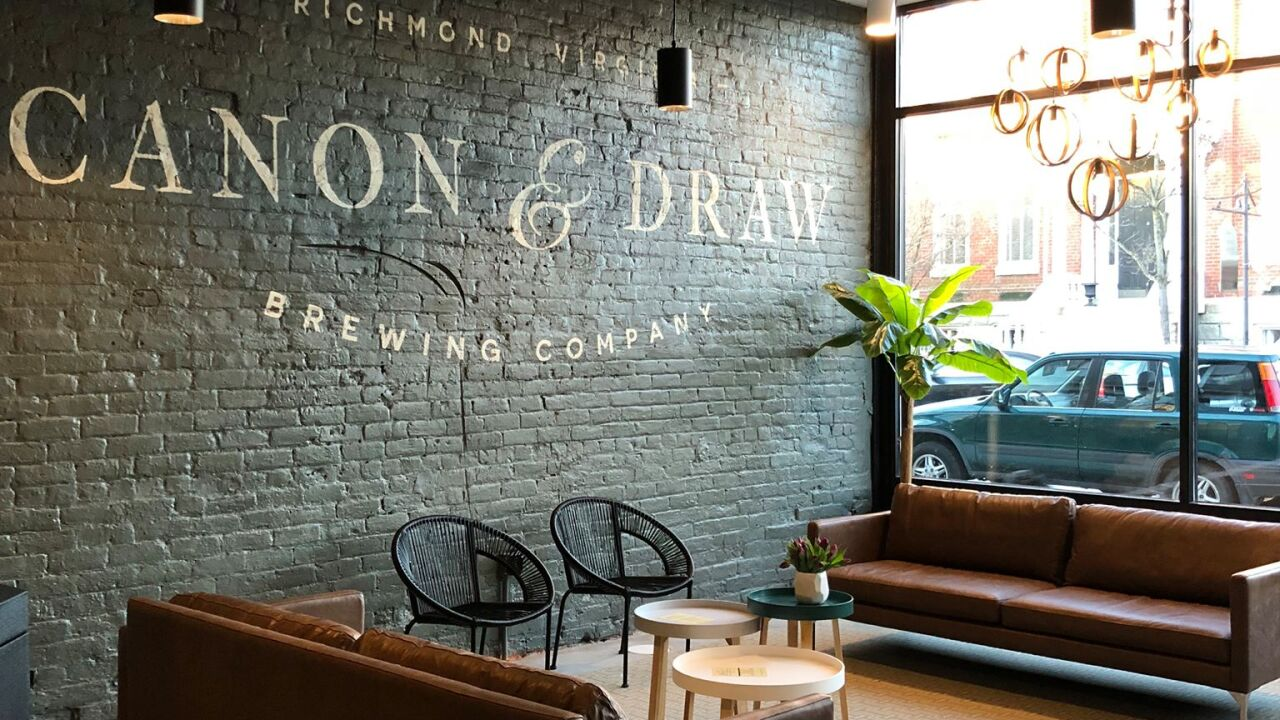 Canon & Draw Brewing celebrates grand opening in the Fan