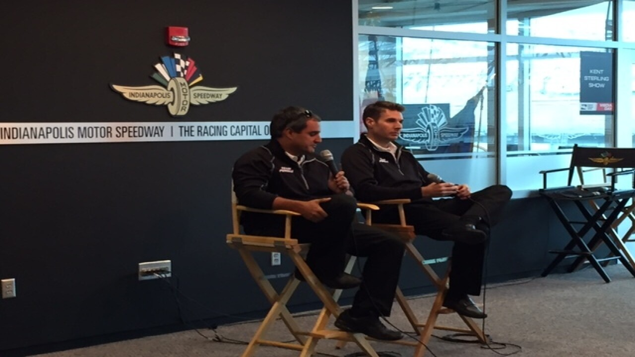 PHOTOS: IMS Media Day