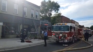 8.5.20 3rd and Monroe Fire - Courtesy Muskegon Professional Firefighters Union - IAFF Local 370.PNG